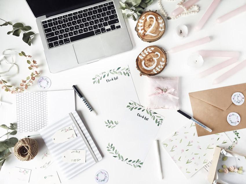 coordinati cartacei di nozze, cosa sono e come personalizzarli.