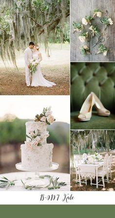 idee matrimonio verde
